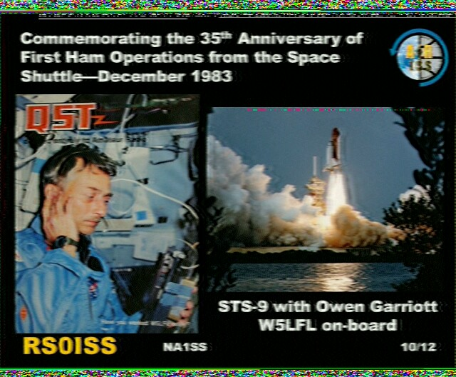 SSTV Expedition 58 IMG 10/12